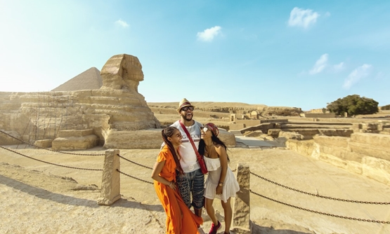 Flo Rida at the Pyramids - Official Tourism Promotion Authority Facebook page