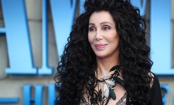FILE PHOTO: Cher attends the world premiere of Mamma Mia! Here We Go Again at the Apollo in Hammersmith, London, Britain, July 16, 2018. REUTERS/Hannah McKay/File Photo.