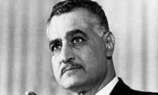 Gamal Abdel Nasser - Egypt Today
