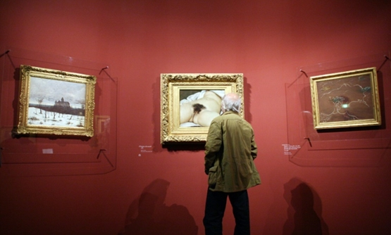 "The identity of the model who posed for the most scandalous painting of the 19th century, Gustave Courbet's ""L'Origine du monde"" (The Origin of the world), has been revealed."