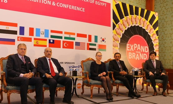 Panel in the opening session of MIFE 2018 - Press Photo