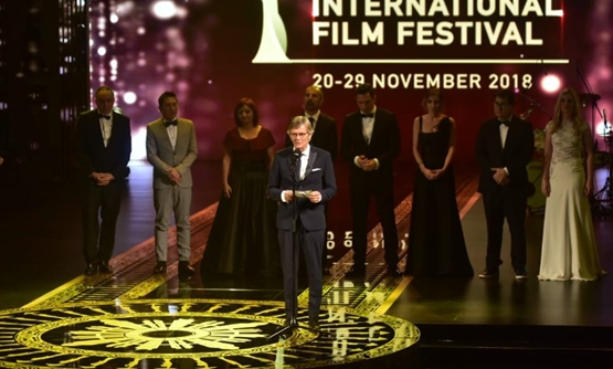 The Cairo International Film Festival turns 40 this year and puts on a landmark, star-filled edition to celebrate.