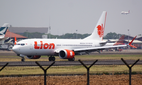 FILE - Lion Air
