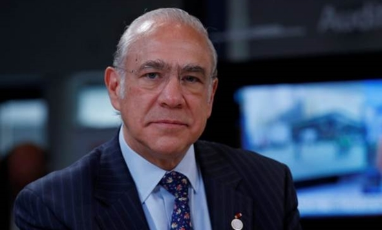 The Secretary-General of the Organisation for Economic Co-operation and Development (OECD) Jose Angel Gurria