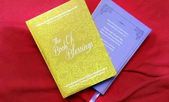 The Book of Blessings- Pics courtesy Frog Stationery