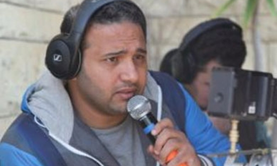 FILE - Director Raouf Abdel Aziz.