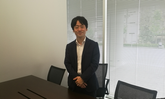 Japan International Cooperation Agency (JICA)'s Middle East division director Masataka TAKESHITA during an interview with Egypt Today July 2019 atJICA's  headquarters' in Tokyo- Aya Samir/Egypt Today