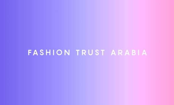 Photo Via Fashion Trust Arabia Facebook page