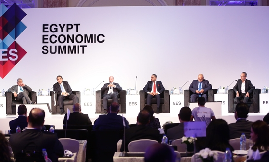 Digital Transformation was a main topic discussed during Egypt's Economic Summit - Hussein Talal/ Egypt Today