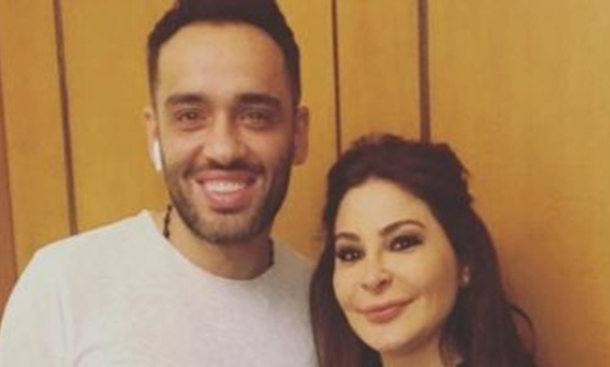 Ramy Gamal and Elissa - ET