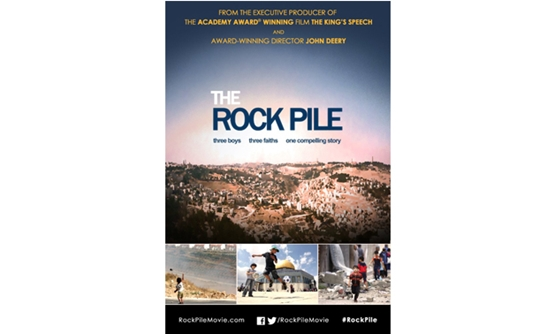 "The Movie Poster ""the Rock Pile"""