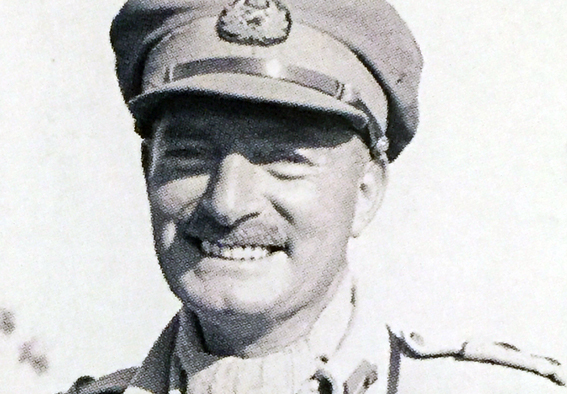General George Erskine