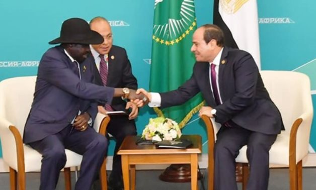 10 messages Sisi sent from South Sudan