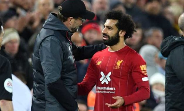 We are lucky to have Salah all this time in Liverpool: Klopp