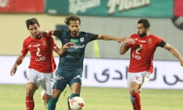 Al Ahly seek victory against Enppi in the return of the Egyptian League