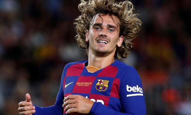 Griezmann trusts Barcelona's ability to win the UEFA Champions League
