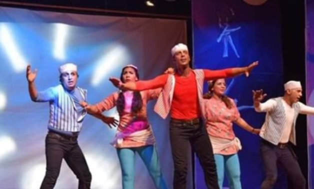 Al-Hanager Arts Center Theater to host performances of National Troupe of Folk Art on Sept. 21-22