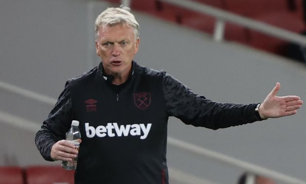 West Ham's Moyes returns second positive COVID-19 test: Times