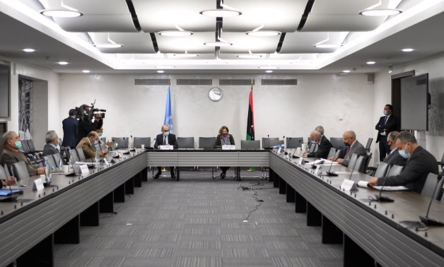 UN envoy: Libya needs to end foreign interference