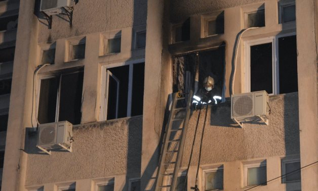 Egypt offers condolences to Romania for loss of COVID-19 patients in fire accident