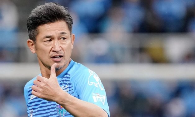 Japan's 'King Kazu' to play on at 54 after signing extension
