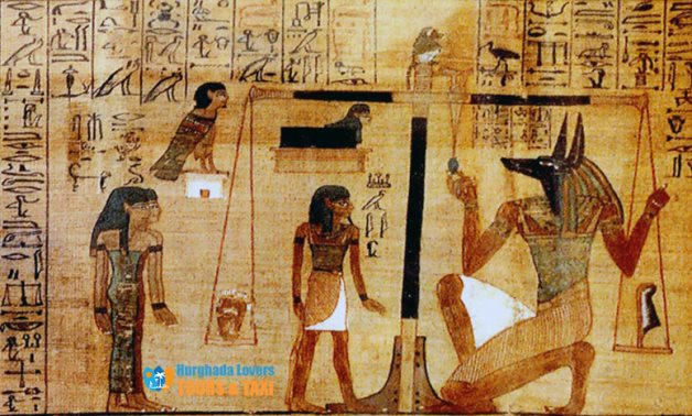 Ancient Egyptians sanctified justice & the rule of law