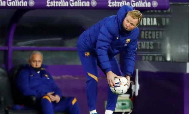 Koeman says Messi will have final word on fitness
