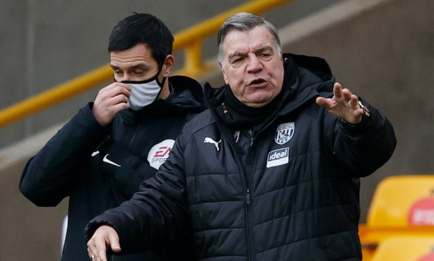 West Brom's Allardyce enjoys first win as 'tough love' pays off