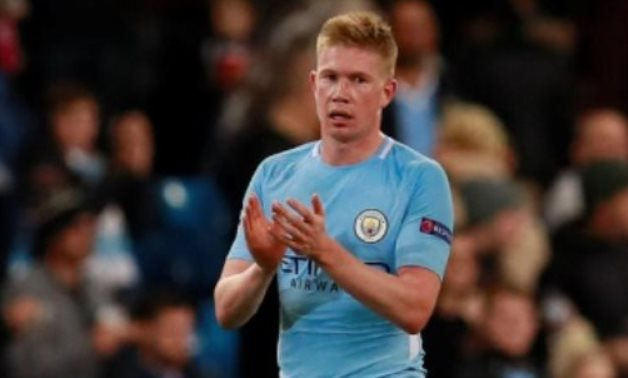De Bruyne out for up to six weeks due to injury, says Guardiola
