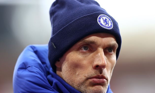 Tuchel says battling Atletico can bring out the best in Chelsea