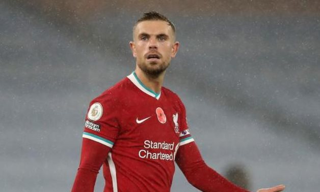 Henderson out until April as Liverpool's injury woes continue