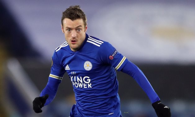 Vardy is irreplaceable, says Leicester boss Rodgers