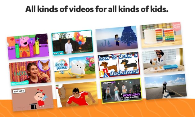 The family-friendly YouTube Kids app arrives to the Middle East & North Africa