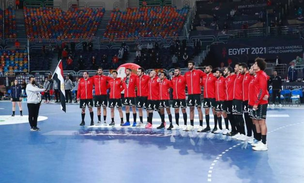 Handball: Egypt loses to World Champions Denmark 32-27 in the Olympic games