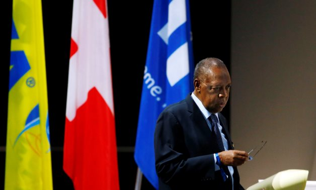 Former FIFA interim president Hayatou banned for one year