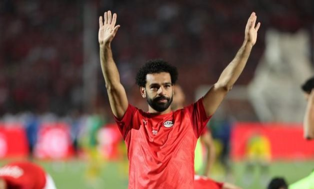 Salah Sends a Message to El Badry and his coaching staff