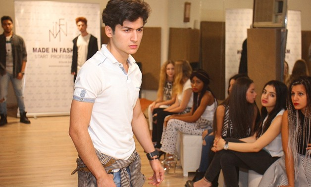 Made In Fashion Models Graduate Egypt Today