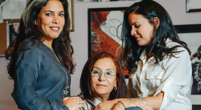 The Three Women Behind The Azza Fahmy Brand Tell Their Stories Egypt Today