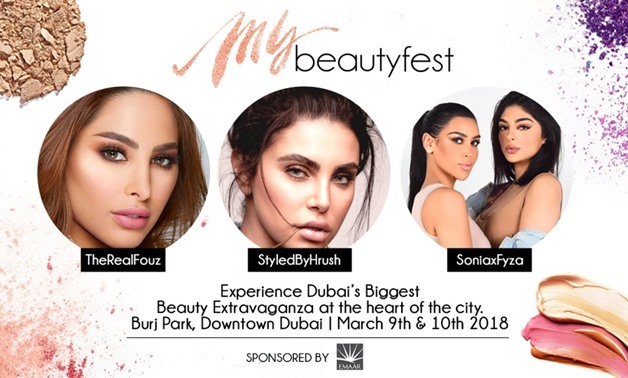 Mybeautyfest Coming Back In March Egypt Today
