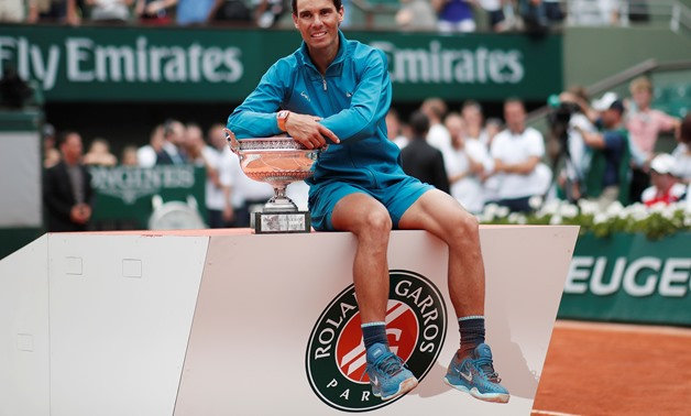 Demolition Man Nadal Claims Record Extending 11th French Title Egypt Today