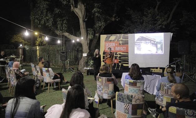 Design For Social Impact Gathers Professionals To Make A Change Egypt Today