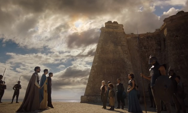 Game Of Thrones Where Could It Have Been Filmed In Egypt Egypt Today