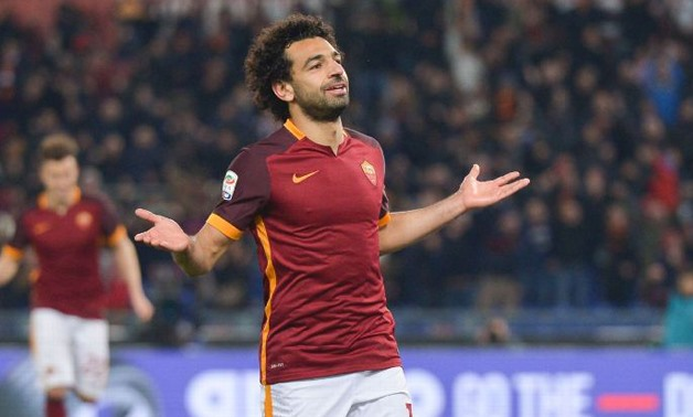 Salah wants to leave Roma - Egypt Today