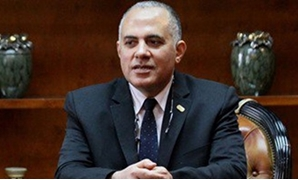 Egyptian Minister of Water Resources and Irrigation Mohamed Abdel Atti - File photo