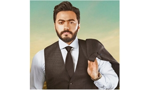 Tamer Hosny- facebook page.
