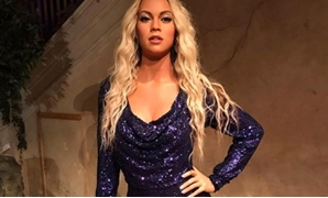 Beyonce Wax figure - Reuters