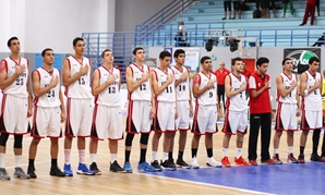 Egyptian U16 basketball national team – Press image courtesy FIBA's official website