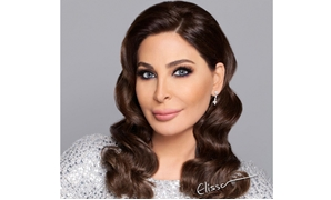 Elissa – Taken from Elissa's official twitter (@elissakh)
