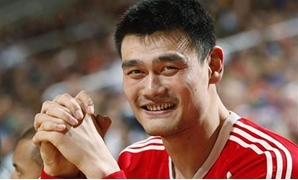 Former NBA star Yao Ming. Reuters/File