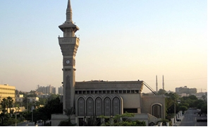 Mosques in Egypt -via Wikimedia commons